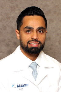 Ahmed Abdullah, MD, OB/GYN, graduated from Windsor University Medical School, Cayon, St. Kitts. He completed his residency training at Hurley Medical Center. Dr. Abdullah is now on staff at McLaren Flint and is accepting new patients at the McLaren Flint - Flushing Women's Health location.
